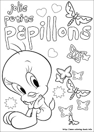 tweety coloring pages coloring book