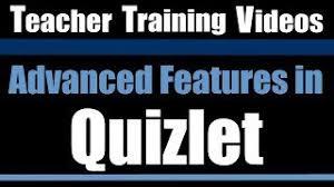 quizlet tutorial video complete introduction to quizlet 2015