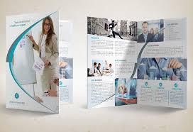 two fold brochure template psd 22 bi fold brochure psd templates free premium creative