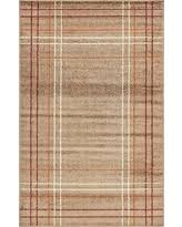 Plaid Area Rug Hello 37 Ebern Designs Bryan Light Brown Plaid Area
