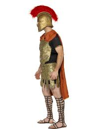 Roman Soldier Halloween Costume Roman Gladiator Fancy Dress Costume