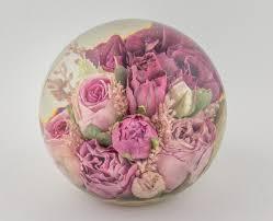 wedding flowers paperweight flower preservation preservedintime