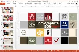 cara membuat infografis dengan powerpoint template infographic terbaik untuk powerpoint