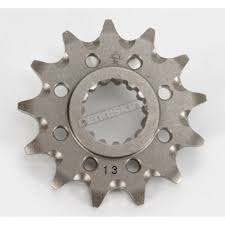 jt sprockets 13 tooth lightweight front sprocket jtf1901 13sc