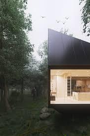 arkitekcher u201ccabin in the forest tomek michalski software