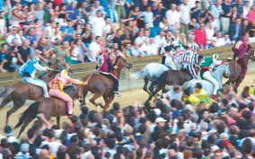 Palio Di Siena Flags The Palio Is Life U0027 What A Corrupt Horse Race Says About Italy
