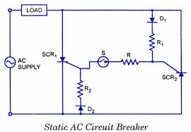 circuit breaker circuit diagram circuit and schematics diagram