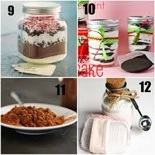 16 gift ideas in a jar