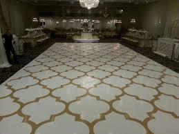 tile floor and decor 131 best wedding floor decor images on floor