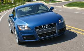 2009 audi tt 2 0t quattro coupe road test u2013 review u2013 car and driver