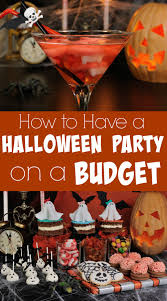 halloween tin cans halloween party on a budget
