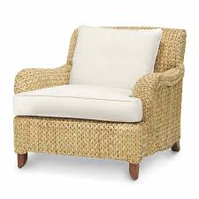 Palecek Chairs Palecek Soleil Lounge Chair 7180 Seagrass