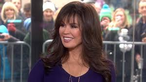 marie osmond hairstyles feathered layers marie osmond hairstyles will be a thing of the past and here s why