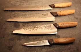 Handmade Kitchen Knives Uk Chefs Knives Handmade Chefs Knives Stainless Steel Blades
