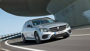 mercedes of germany driving the mercedes e class wagon and amg e43 in germany