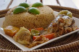 idee recette cuisine recette de cuisine beninoise pintade grillée sauce moyo mets