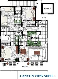 Hotel Suite Floor Plan Glenwood Springs Canyon Club Hotel Suites At Glenwood Canyon Resort