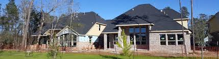 new construction homes in spring texas