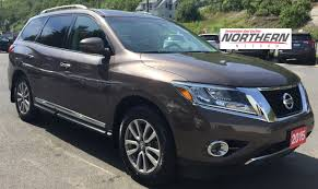 nissan pathfinder for sale ontario used cars for sale in sudbury northern nissan
