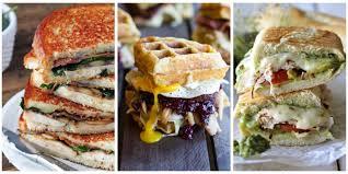 easy leftover turkey sandwich recipes best easy recipes