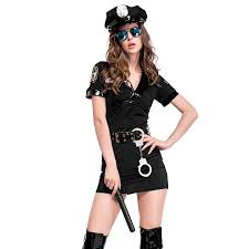 Halloween Police Costume Cheap Costume Halloween Police Women Aliexpress