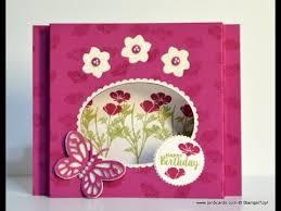 no 281 sasha u0027s shadow box birthday card janb uk stampin u0027 up