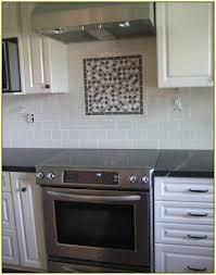 White Crackle Subway Tile Backsplash Home Design Ideas - Crackle subway tile backsplash