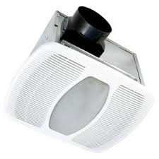 Led Bathroom Fan by Air King Led Light Series 80 Cfm Ceiling Bathroom Exhaust Fan With