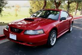 2001 mustang paint colors