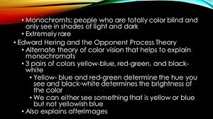 shades of color sensation and perception ppt video online download