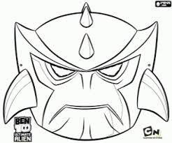 ben 10 coloring pages printable games 3