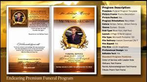 unique funeral programs 12 unique church bulletin template davidhowald davidhowald