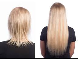 micro rings hair extensions the advantages of micro ring hair extensions go with fashion