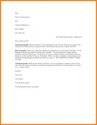Resume Cover Letter Format Sample Simple Sample Cover Letter For Job Application Image Collections