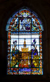 file stained glass window cathedral seville 1685 jpg wikimedia