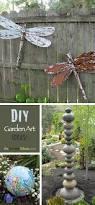 Outdoor Garden Crafts - 1379 best yard art images on pinterest garden ideas outdoor