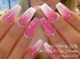 happiness is newly done nails chic nails and spa