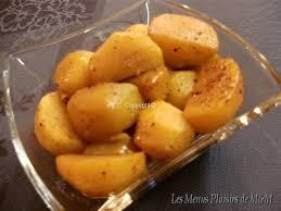 cuisiner le navet navets boules d or confits aux 4 épices et miel d oranger les