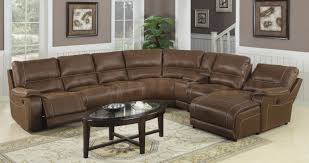 Used Leather Recliner Sofa Furniture Leather Reclining Sectional Costco Sofas Sectionals