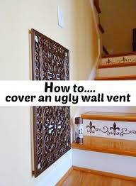 Decorative Wall Vent Wall Decor Decorative Wall Registers Ideas