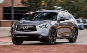 infiniti fx vs lexus 2015 infiniti qx70 u2013 review u2013 car and driver