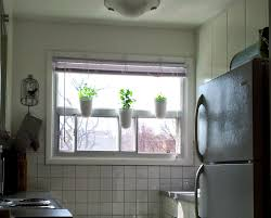 garden window for kitchen with modern kitchen window hanging herb