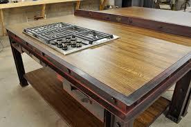 vintage kitchen island table