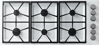 Two Burner Gas Cooktop Propane 45 Inch Cooktops