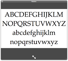 i found this useful macos fonts on osx
