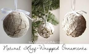 easy natural christmas decorations hello nutritarian