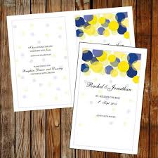 Printable Wedding Programs Free 37 Best Diy Wedding Programs Images On Pinterest Diy Wedding