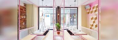 80s Interior Design Pny A Burger Resto In Le Marais Reminiscent Of U002780s Miami