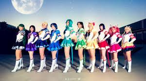 Sailor Venus Halloween Costume Space Cadet U2013 Cosmic Coterie