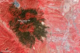 Wildfire Scientific Definition by Wildfire Burn Scars Worsen Colorado Flooding